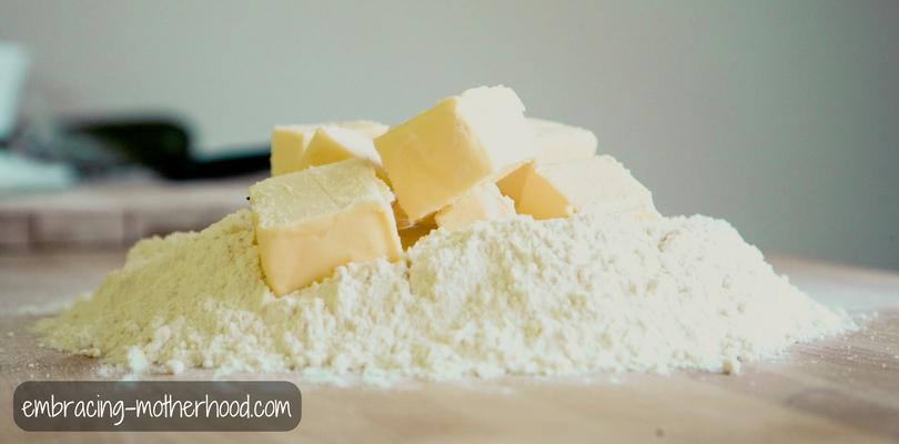 Butter is a Superfood! Embracing Motherhood