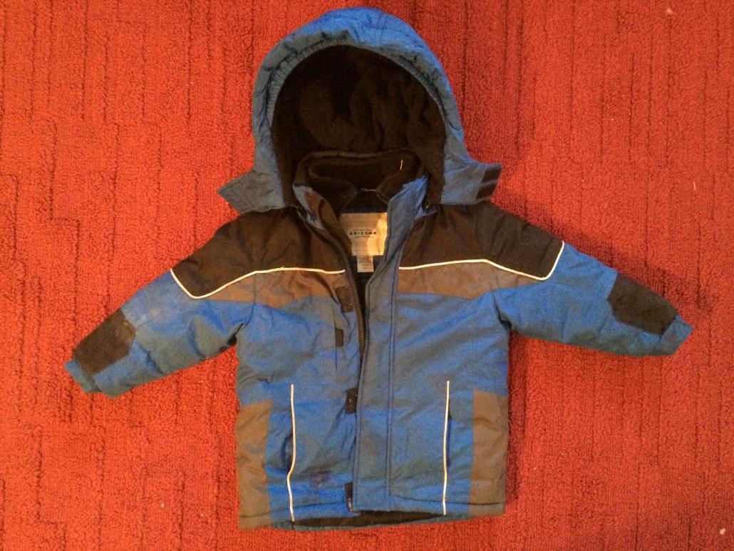 child's coat