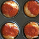 Embracing Motherhood Pizza Muffins