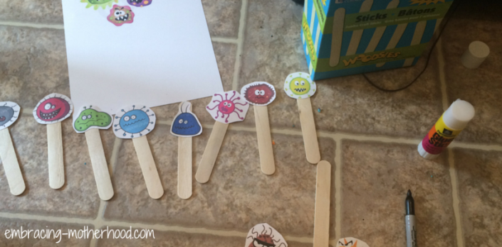 Embracing Motherhood How to Make Popsicle Puppets for Oral Language Development, Reading Readiness, and Creative Play