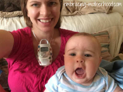 How I've Found Happiness as a Stay at Home Mom