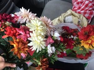Fake Flower Bundles