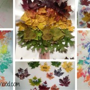 Embracing Motherhood Fall Art Projects