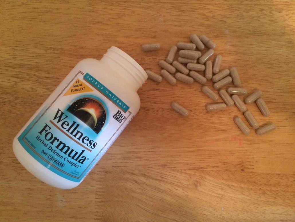 Wellness Formula Capsules