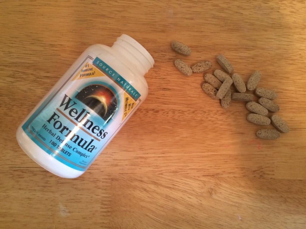 Wellness Formula Tablets