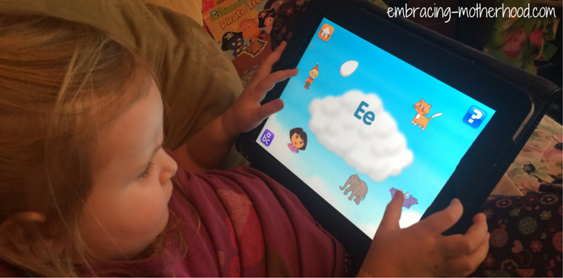 Embracing Motherhood Best Teaching Apps for Preschoolers