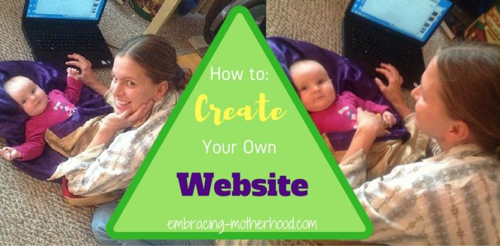Home embracing motherhood for Website to build your own house