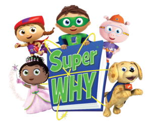 4-superwhy-group