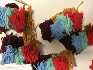 Yarn Strips