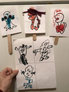 Elliot's Monsters